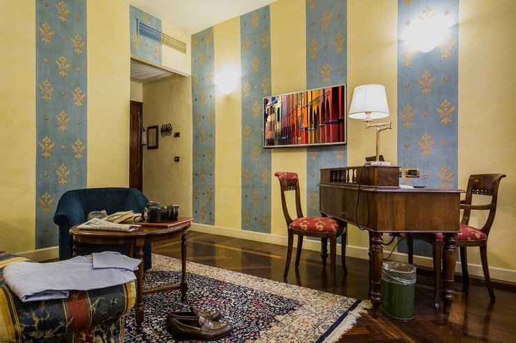 Suite  art hotel commercianti bologna